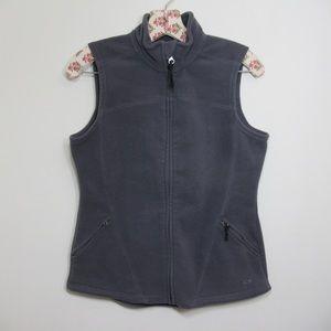 Champion Gray Fleece Vest